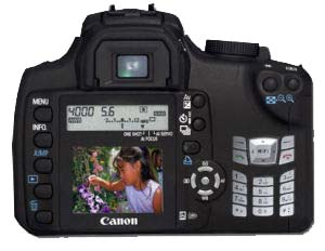 Canon Rebel Mockup