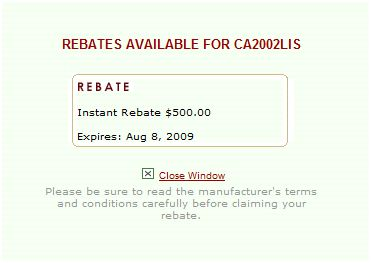 Canon Spring / Summer Rebates Extended