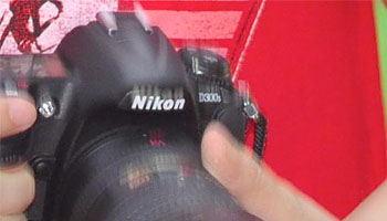 Nikon D300s Spy Shot