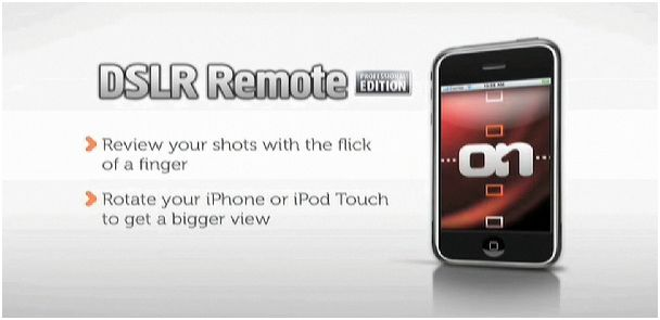 onOne DSLR Remote Software