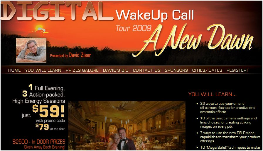 Digital WakeUp Call