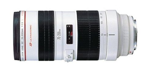 Canon EF 70-200mm f/2.8 Lens (current version)