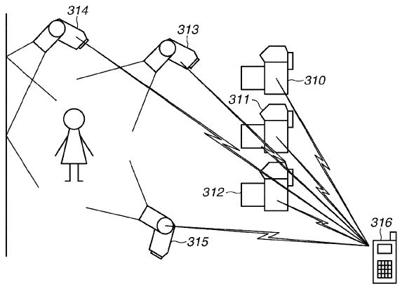 Remote Trigger for Multilple Canon DSLRs and Speedlites from Prior Patent Application