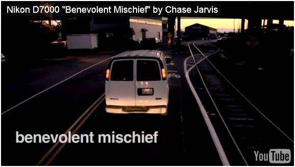 Benevolent Mischief