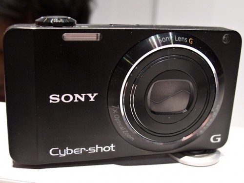 Sony Cyber-shot WX10