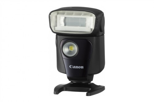 Canon 320EX Angle