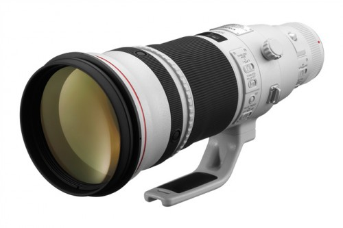 Canon 500mm No Cap