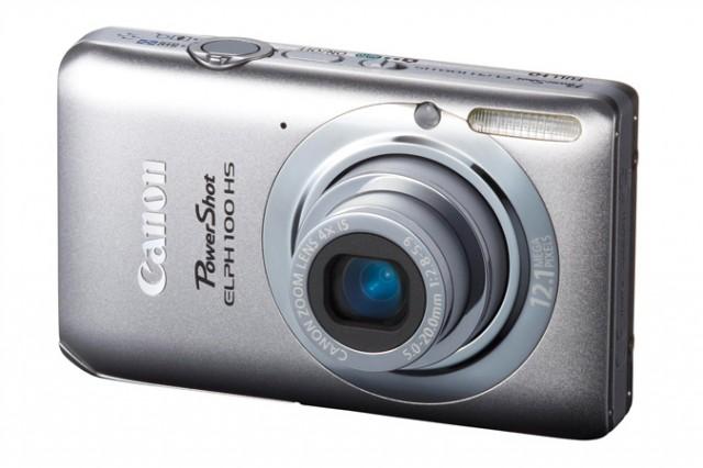 Canon PowerShot 100 HS