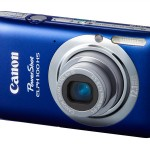 Canon ELPH 100 Blue