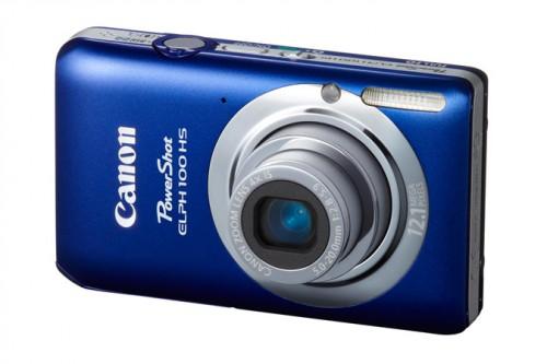 Canon ELPH 100 Blue
