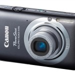 Canon ELPH 100 Gray