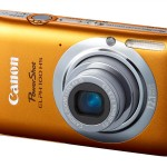 Canon ELPH 100 Orange