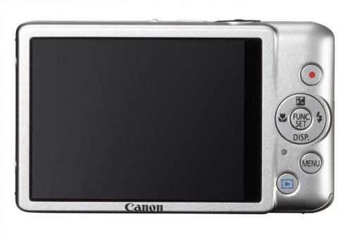 Canon ELPH 100 Rear