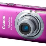 Canon ELPH 100 Violet