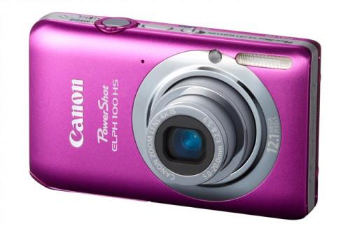 Canon ELPH 100 Violet