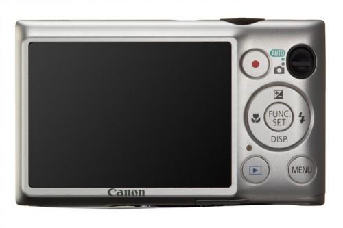 Canon ELPH 300 Rear
