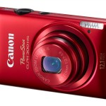 Canon ELPH 300 Red