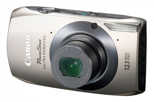 Canon ELPH 500