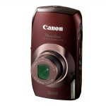 Canon ELPH 500 Brown
