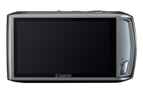 Canon ELPH 500 Rear