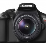 Canon Rebel T3 Front
