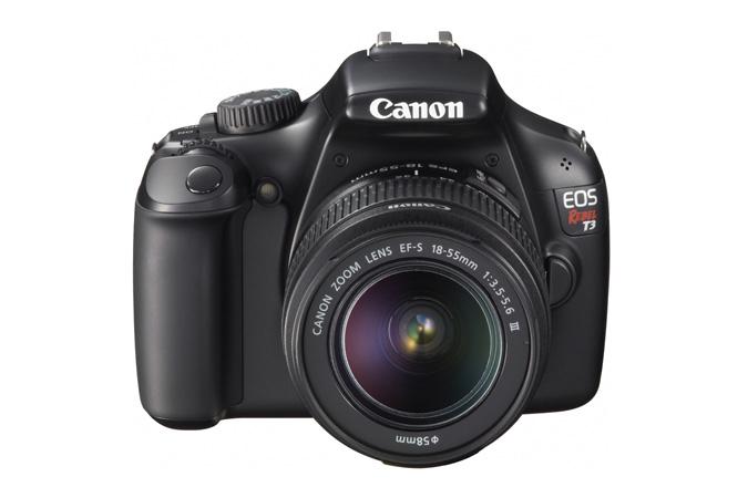 Canon Rebel T3 High