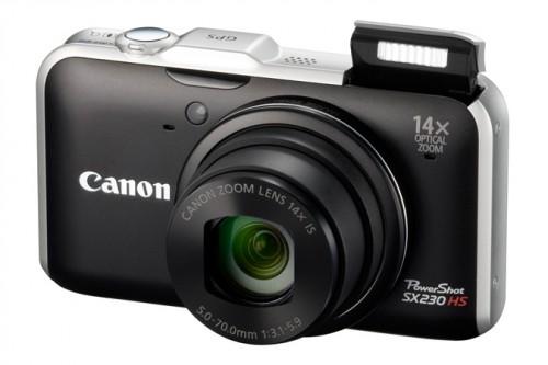 Canon SX230