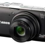 Canon SX230 Front