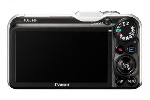 Canon SX230 Rear