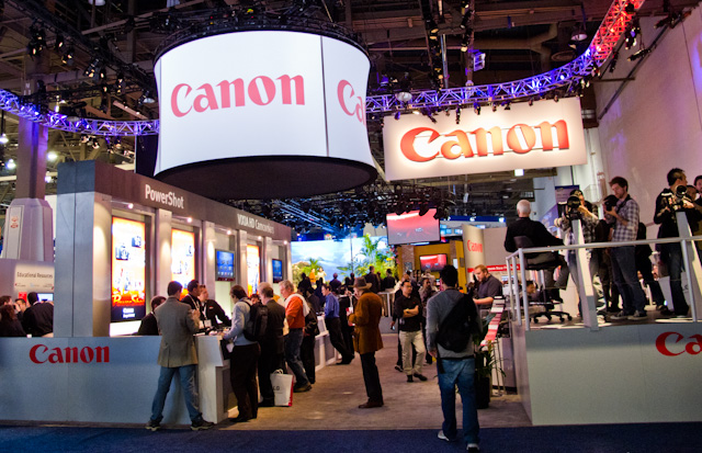 Canon at CES