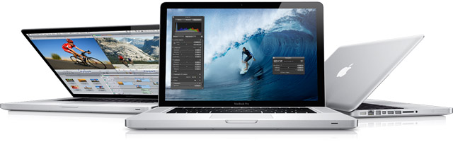 MacBook Pro 2011 Models