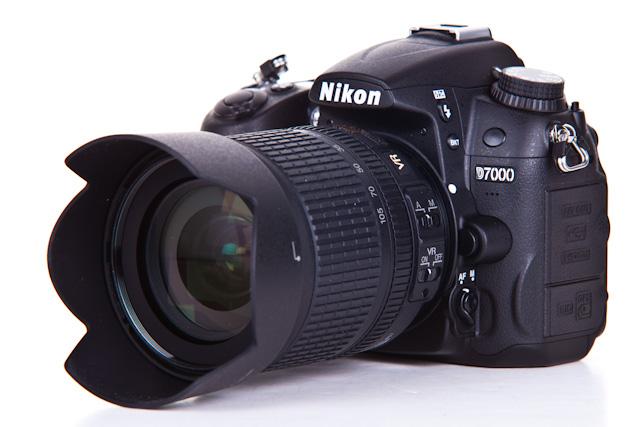 Nikon D7000 & 18-105mm