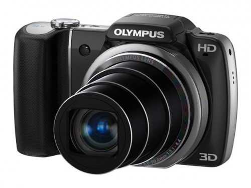 Olympus SZ-10 Angle
