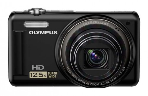 Olympus VR-320 Black