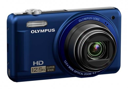 Olympus VR-320 Blue