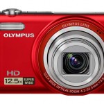 Olympus VR-320 Red