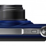 Olympus VR-320 Top
