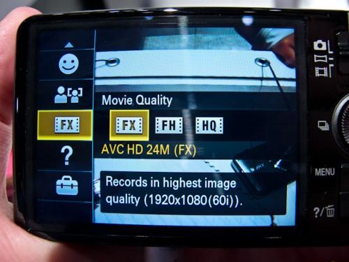Sony Cyber-shot WX9-2