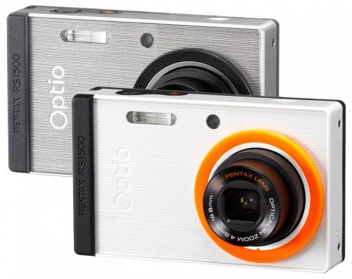 Pentax Optio RS1500 Orange