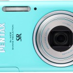 Pentax Optio S1 blue