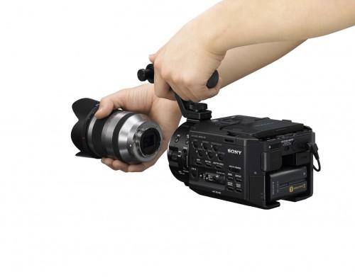Sony NEX-FS100 4