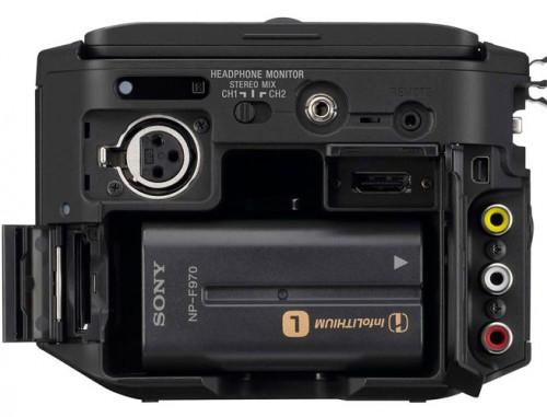 Sony NEX-FS100 9