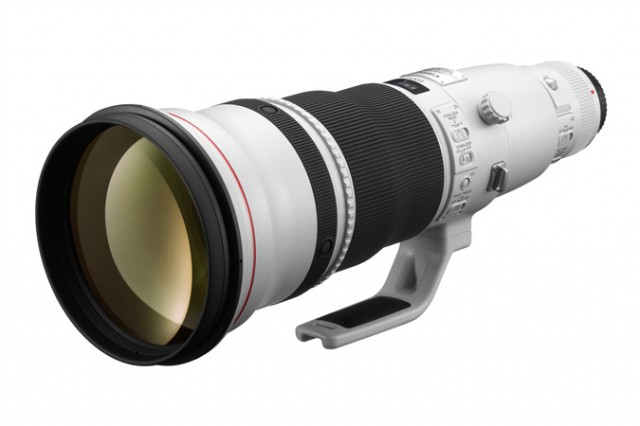 Canon 600mm f/4L IS II