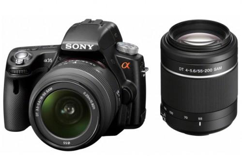 Sony A35 Kit