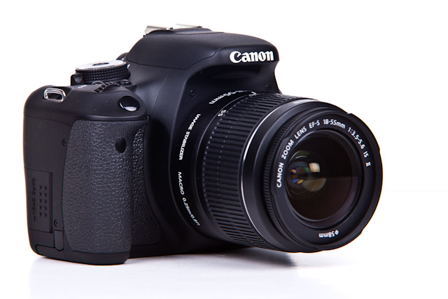Canon Rebel T4i Rumored for February