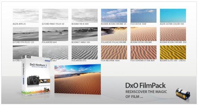 DxO Filmpack 3