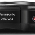 Panasonic GF3 Top