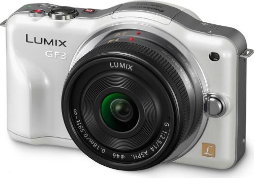 Panasonic GF3 White