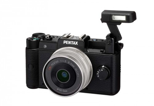 Pentax Q - Pop-up Flash