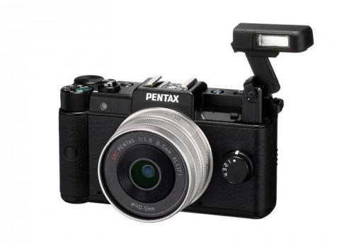 Pentax Q - Pop-up Flash